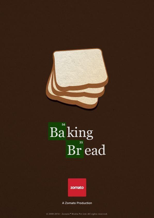 """Baking Bread"" - Parodie de la série Breaking Bad"