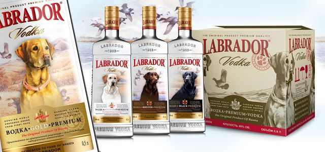 """Dedicated to fans of breed Labrador"" 