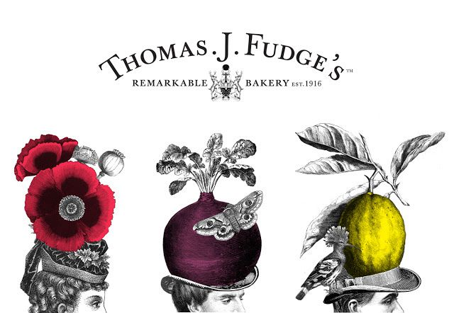 Thomas J. Fudge's (biscuits) | Design : Big Fish, Londres, Royaume-Uni (décembre 2014)