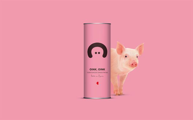 Oink, Oink (chocolat) | Design : Supperstudio, Madrid, Espagne (décembre 2014)