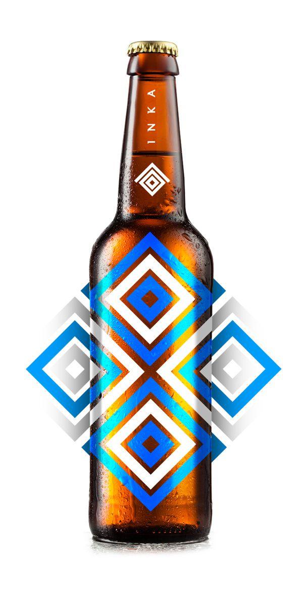 Inka premium beer (bière) | Design (concept) : JP Branding, Equateur (janvier 2015)