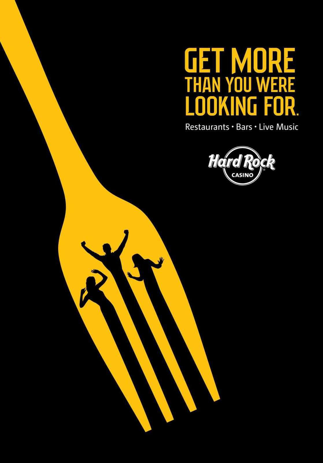 """Get more than you were looking for"" 