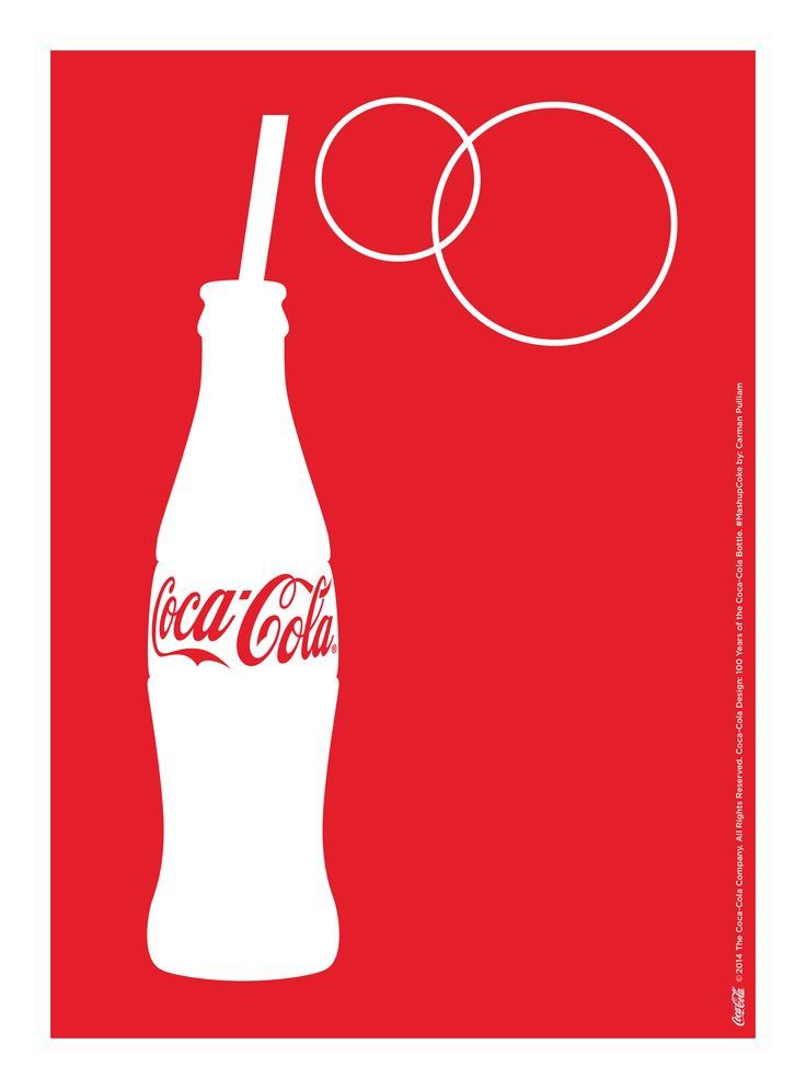 #MashupCoke | Design : Carman Pulliam @atlpulliam