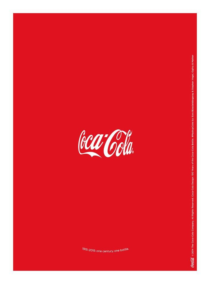 #MashupCoke | Design : Esra Büeyüekdoganay & Stephan Vogel, Ogilvy & Mather