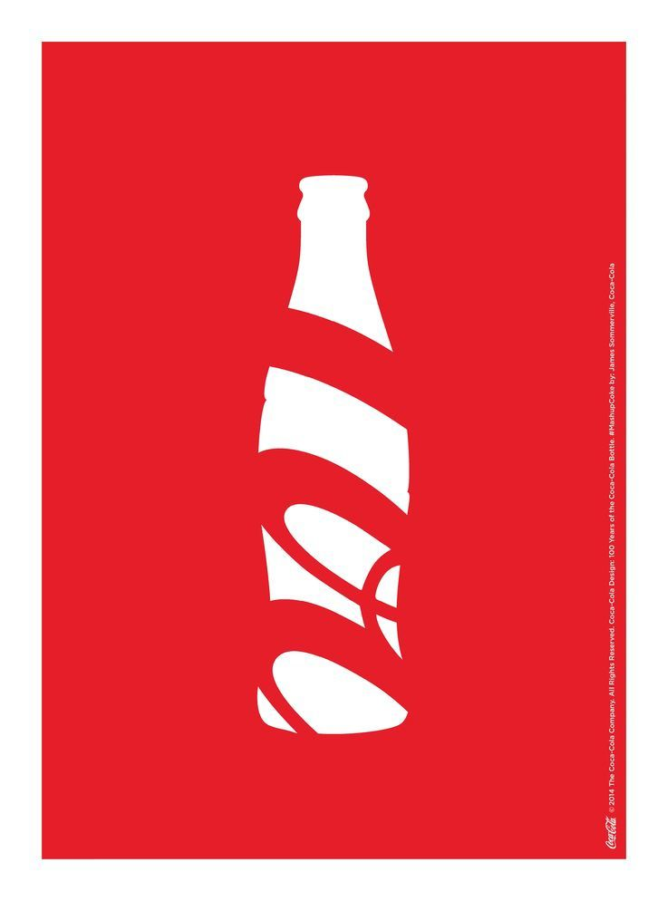 #MashupCoke | Design : James Sommerville, Coca-Cola