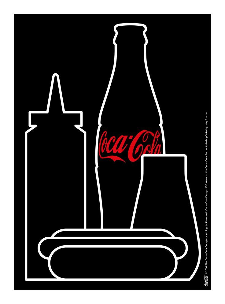 #MashupCoke | Design : Hey Studio @heystudio
