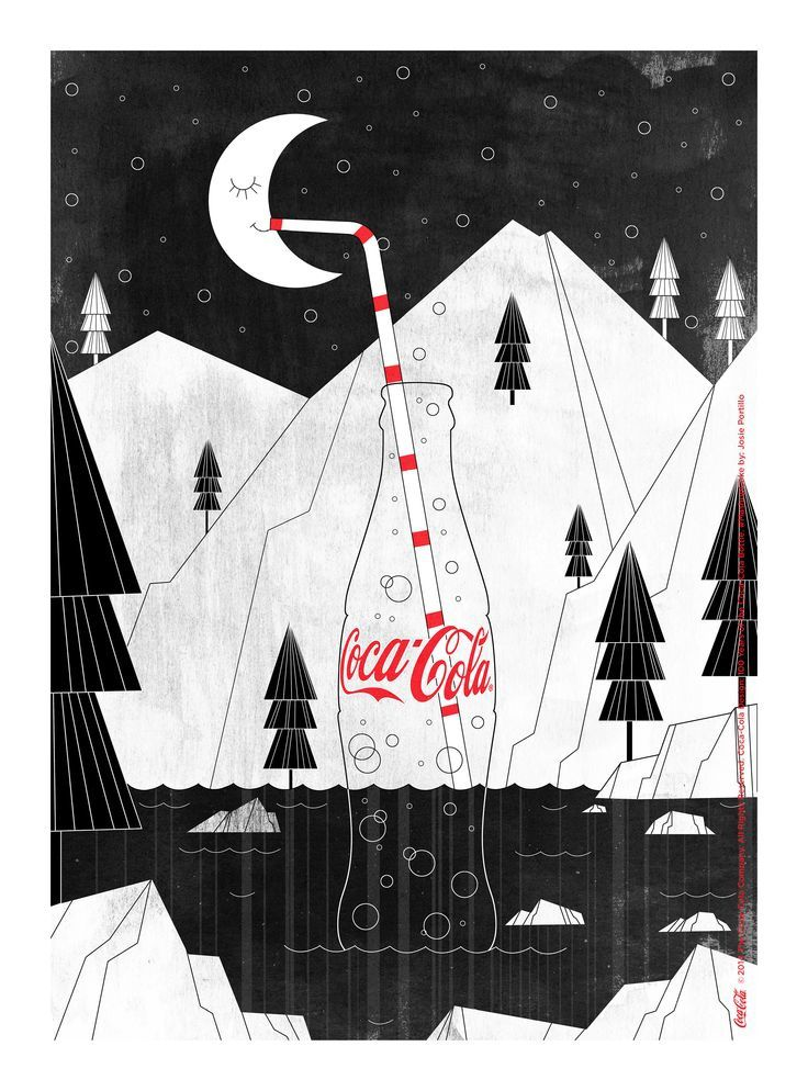 #MashupCoke | Design : osie Portillo @josie_portillo