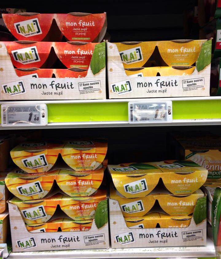 Mon fruit juste mixé | N.A! (Nature addicts)