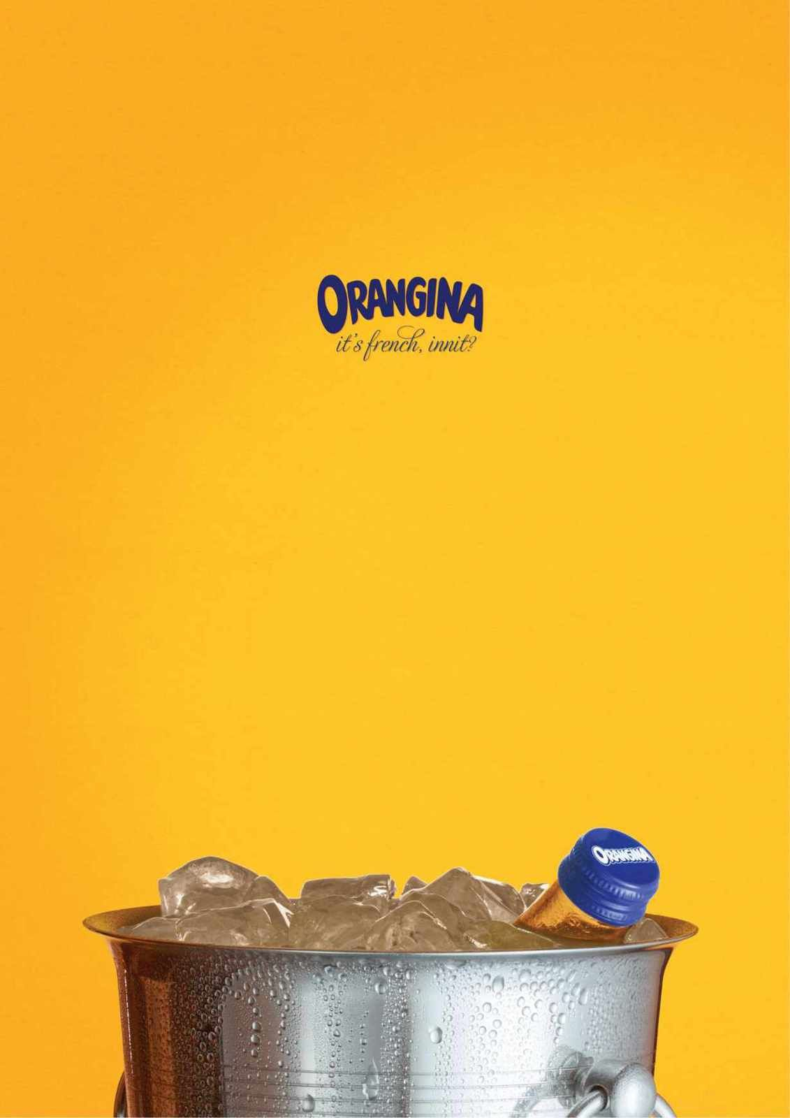 """It's French, innit ?"" 