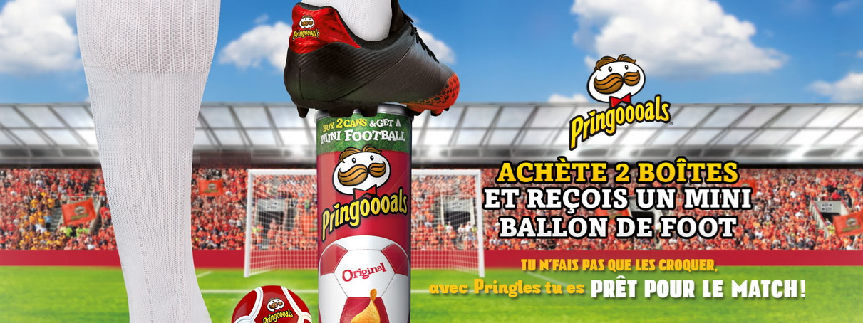 Le cas marKeting #02 - Les chips Pringoooals (de Pringles)