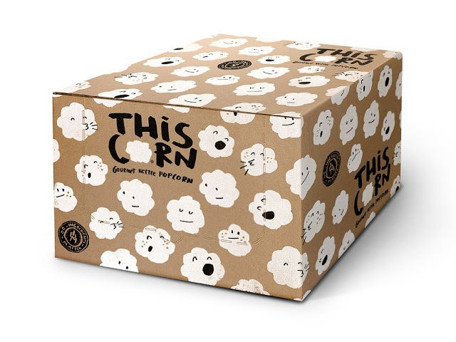 "The Snackatere Corp - ""This Corn"" (popcorn) 