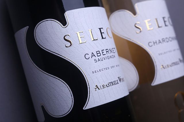 """Select"", Albastrele Wines (vin) 