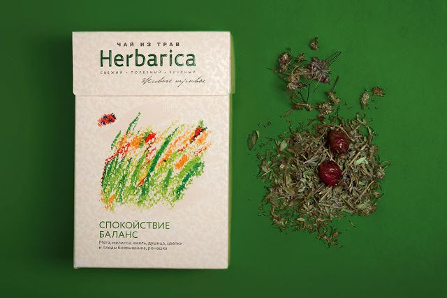 "Herbarica : ""Live Herbal"" (infusions) 