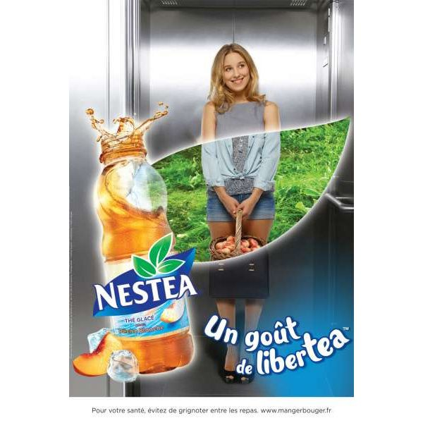 """Un goût de libertea"" 