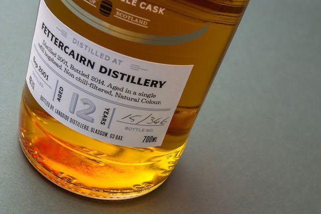 Distiller's Art - Hunter Laing & Company Ltd (whisky) | Design : Sevenfive Creative, Glasgow, Ecosse (juin 2015)