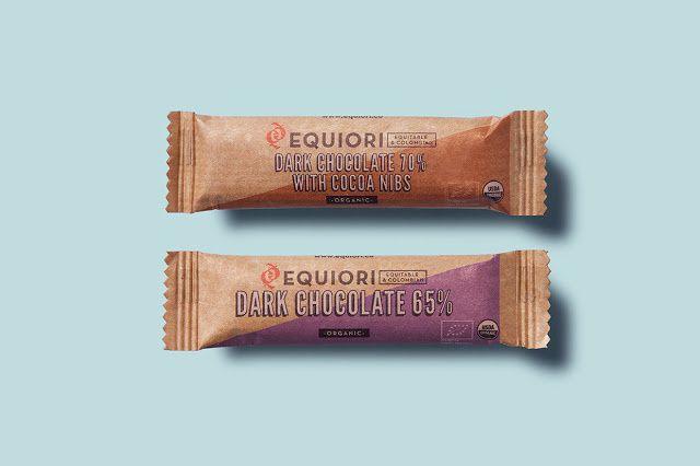 Equiori (chocolat bio et équitable) | Design : Siegenthaler & Co, Bogotá, Colombie (juin 2015)