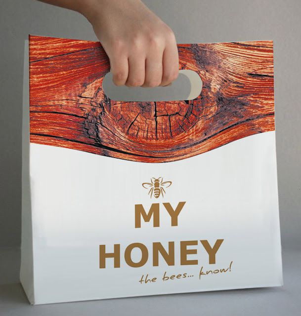 My Honey (miel) | Design : Ranio Sarri, Grèce (juin 2015)