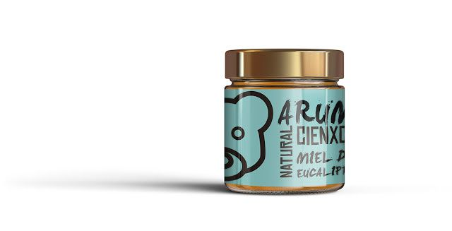Arume (miel bio)   Design : bedosmilcatoce, Ourense, Espagne (juillet 2015)