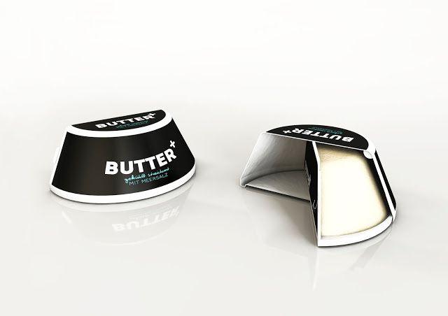 Butter Plus (beurre) | Design : Marta Suslow, Mara Holterdorf, Berlin, Allemagne (juillet 2015)