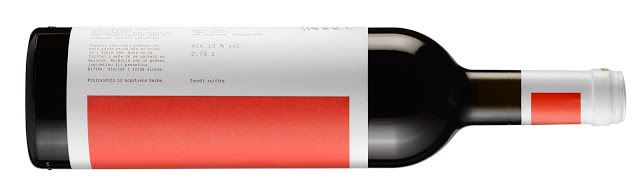 Djurdjic Winery (vins serbes) | Design : Peter Gregson, Serbie (juillet 2015)