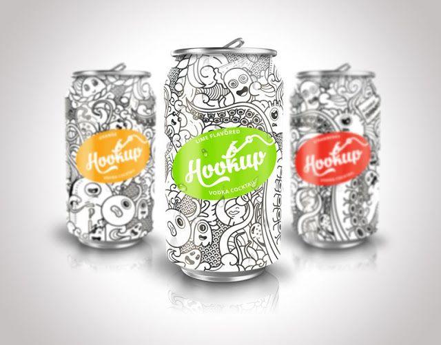 HookUp - Proshyan Brandy Factory (cocktails)   Design : Braind, Arménie (juillet 2015)