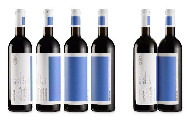 Djurdjic Winery (vins serbes)   Design : Peter Gregson, Serbie (juillet 2015)