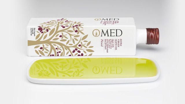 O-Med (huile d'olive vierge extra - édition limitée) | Design : Lebranders, S.L., Grenade, Espagne (août 2015)