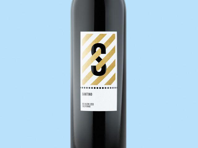 Santino (vin) | Design (concept) : Jan Baca, Görlitz, Allemagne (octobre 2015)