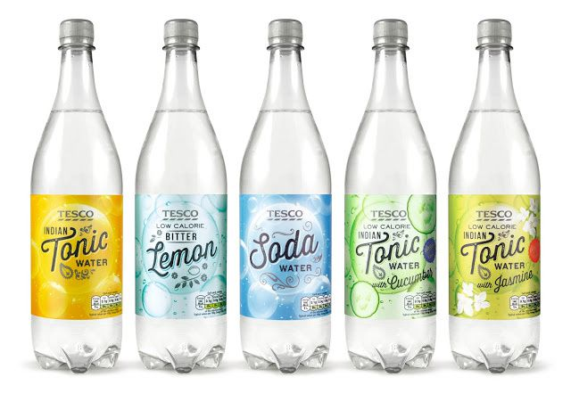 Tesco (boissons gazeuses) | Design : Pemberton & Whitefoord LLP, Londres, Royaume-Uni (octobre 2015)