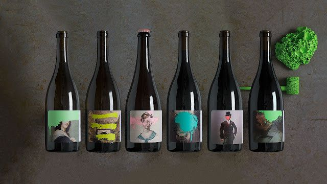 Cruse Wine Co. (vin) | Design : Force & Form, Etats-Unis (octobre 2015)