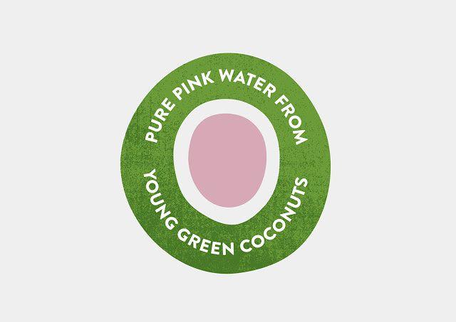 Unoco (eau de coco) | Design : B&B Studio, Royaume-Uni (novembre 2015)