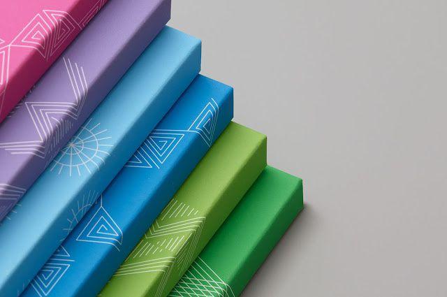 MITA (chocolat) | Design : Moniker SF, San Francisco, Etats-Unis (novembre 2015)