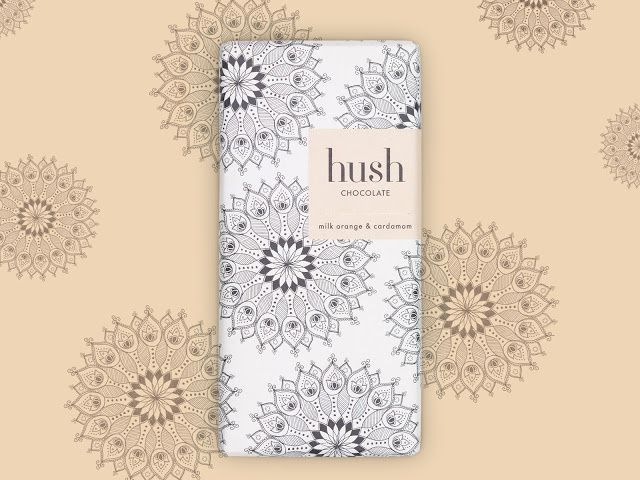 Hush (chocolat) | Design : Claire Hartley, Londres, Royaume-Uni (janvier 2016)