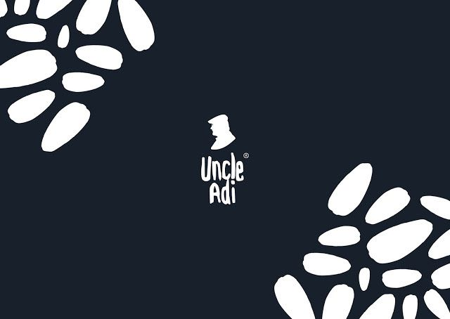 UncleAdi - AdiGroup (graines de tournesol apéritives) | Design : Armend Berisha, Kosovo (janvier 2016)