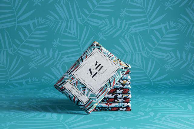 Muse Chocolate Concept (chocolat cru) | Design : Mo Kalache, Liban (janvier 2016)