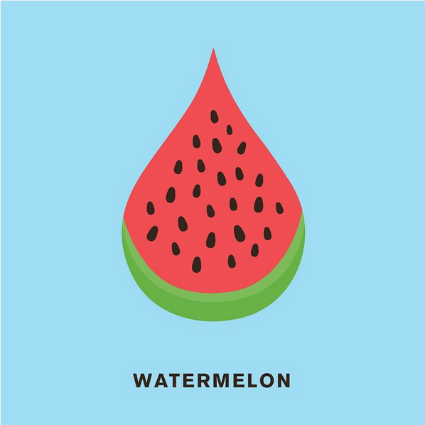 """Watermelon"" - © punnypixels"