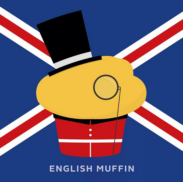 """English Muffin"" - © punnypixels"