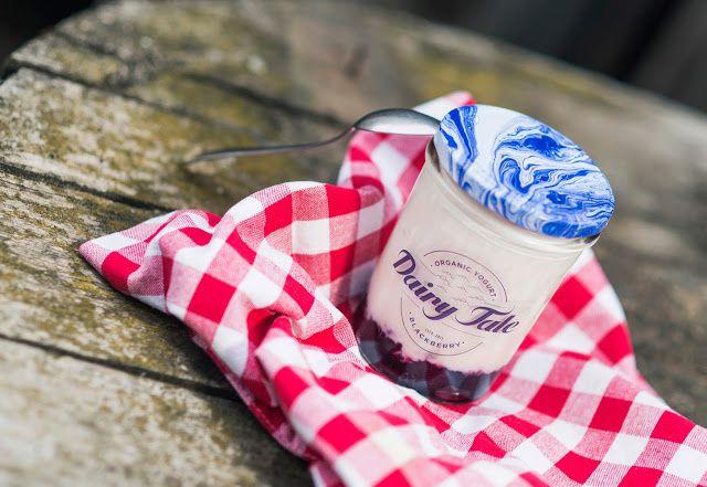 Dairy Tale (yaourts) | Design : Dora Szabo, Hongrie (février 2016)