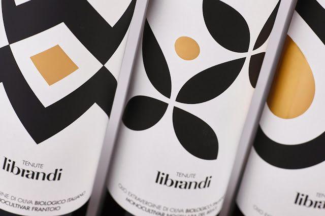 Tenute Librandi (huile d'olive) | Design : nju:comunicazione, Vaccarizzo Albanese (Cosenza), Italie (février 2016)