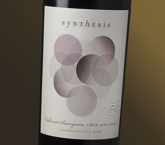 Synthesis - Martin Ray Winery (vin) | Design : Auston Design Group, Emeryville, Etats-Unis (février 2016)