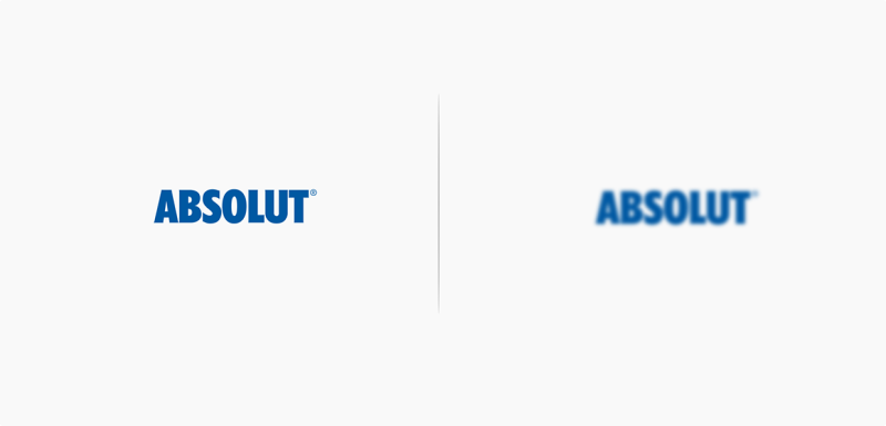 10 Logos affected by their products - Absolut vodka   © Marco Schembri