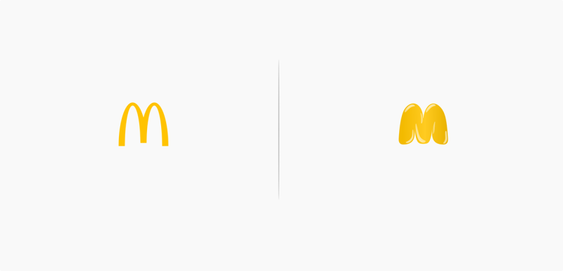 10 Logos affected by their products - McDonald's | © Marco Schembri