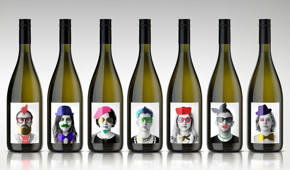 Standout Project - Label & Litho (vin) | Design : The Creative Method, Sydney, Australie (avril 2016)