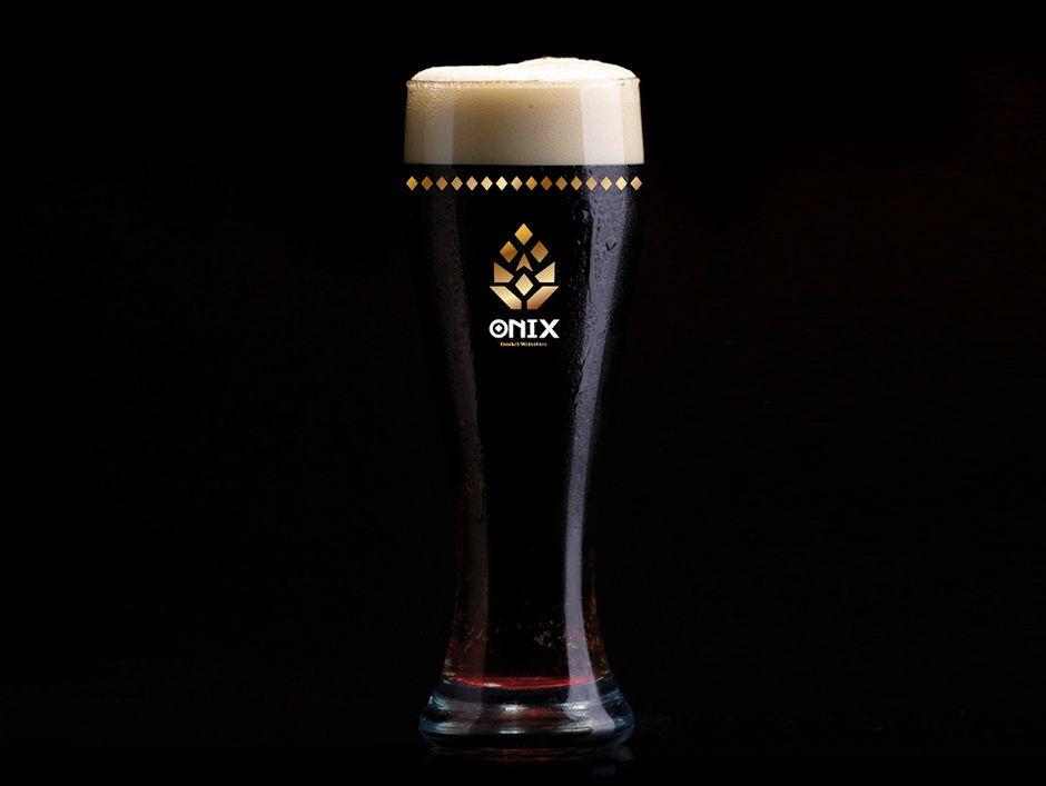 Onix - Cervecera del Centro (bière) | Design : Gitanos Studio, San José, Costa Rica (mai 2016)