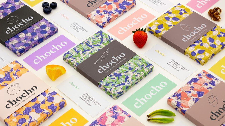 Chocho (chocolat) | Design (projet étudiant) : Hee Jae Kim (Rhode Island School of Design), Etats-Unis (juin 2016)