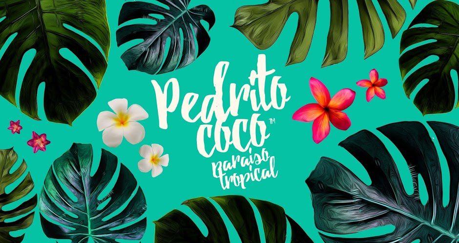 Pedrito Coco (liqueur de coco) | Design (concept) : Pulsum Brands, Guayaquil, Equateur (juin 2016)