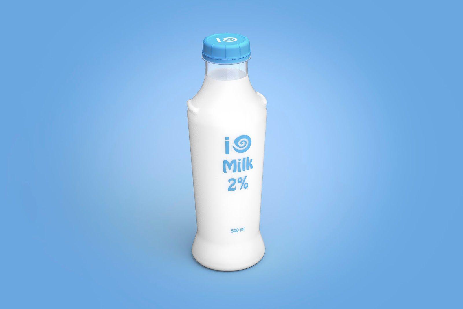 Io (lait) | Design (concept) : Stefan Burlacu, Moldavie (juillet 2016)