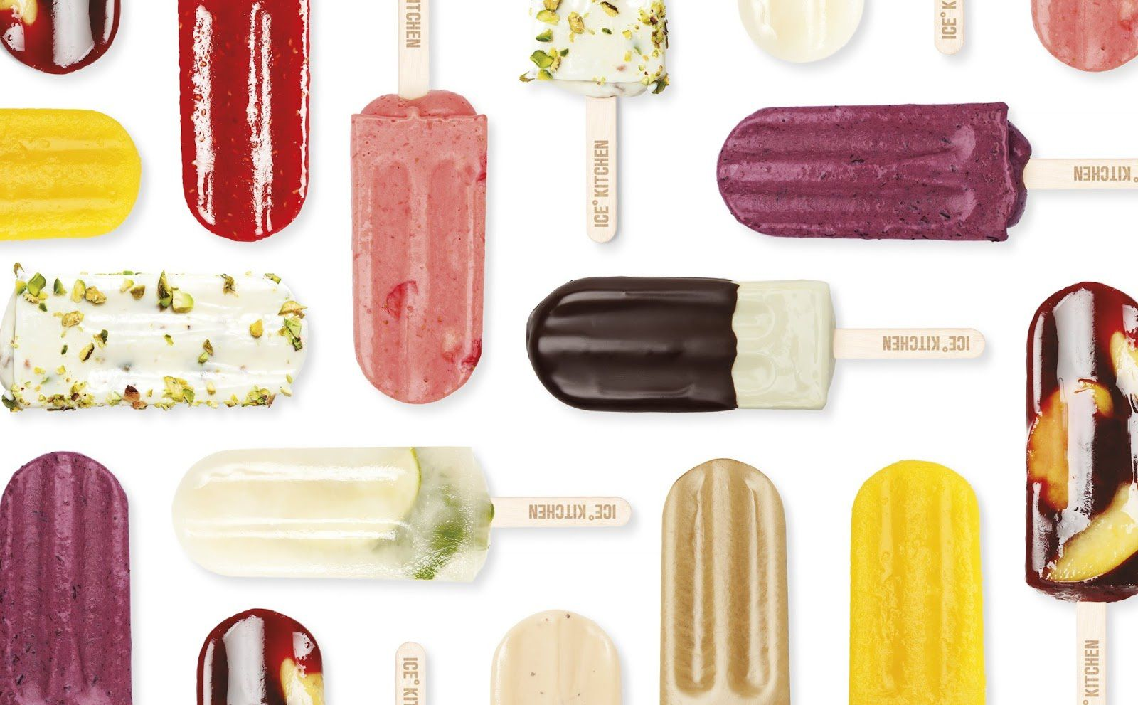 Ice Kitchen (esquimaux)| Design : Robot Food, Londres, Royaume-Uni (août 2016)