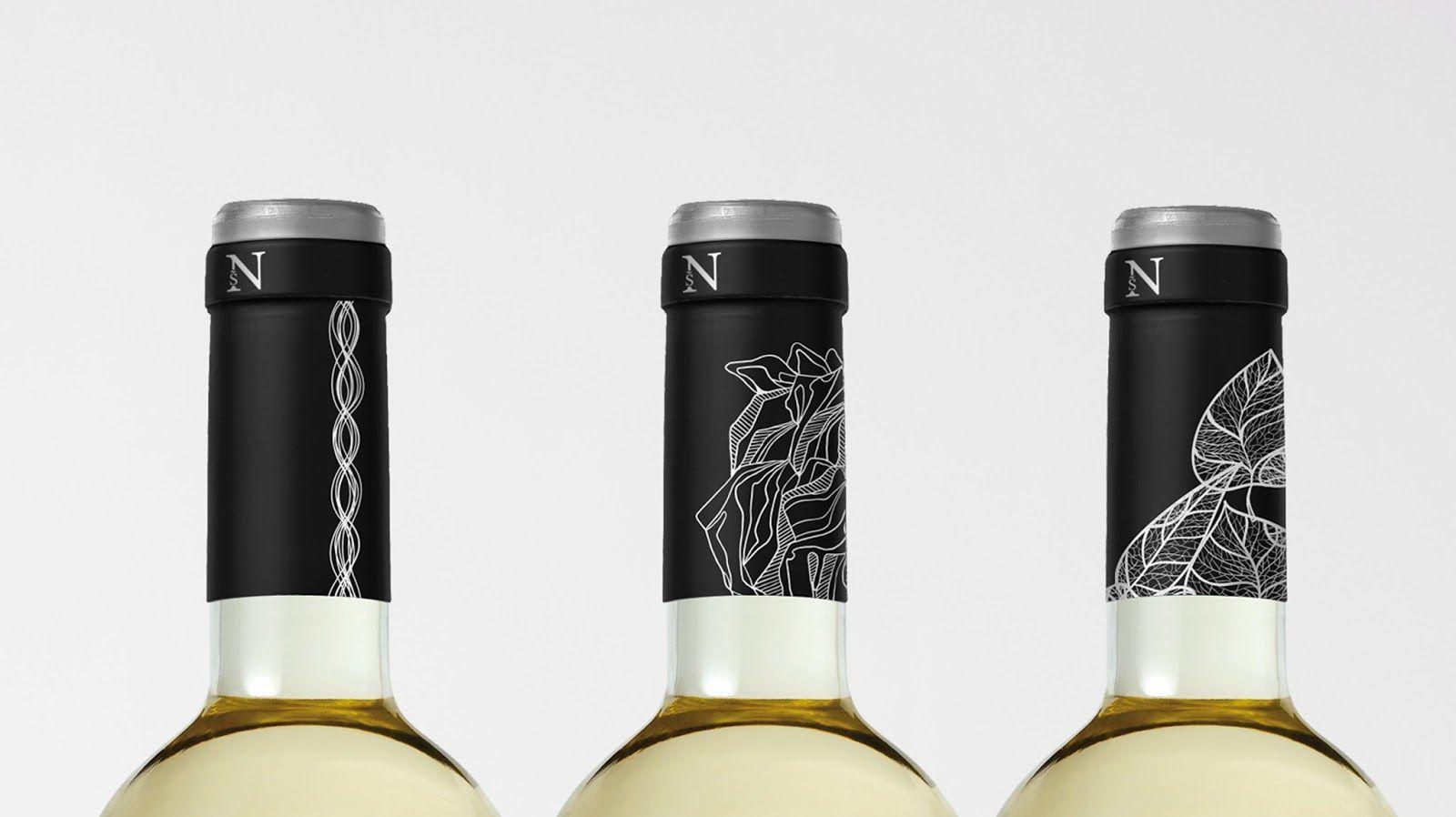 Señorio de Nava Wineries (vin espagnol) I Design : estudiodavinci, Espagne (septembre 2016)