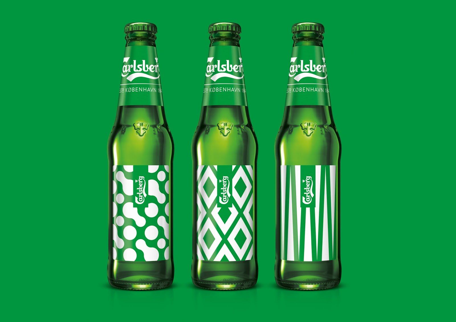 The København Collection - Calsberg (bière) I Design : Taxi Studio, Royaume-Uni (janvier 2017)